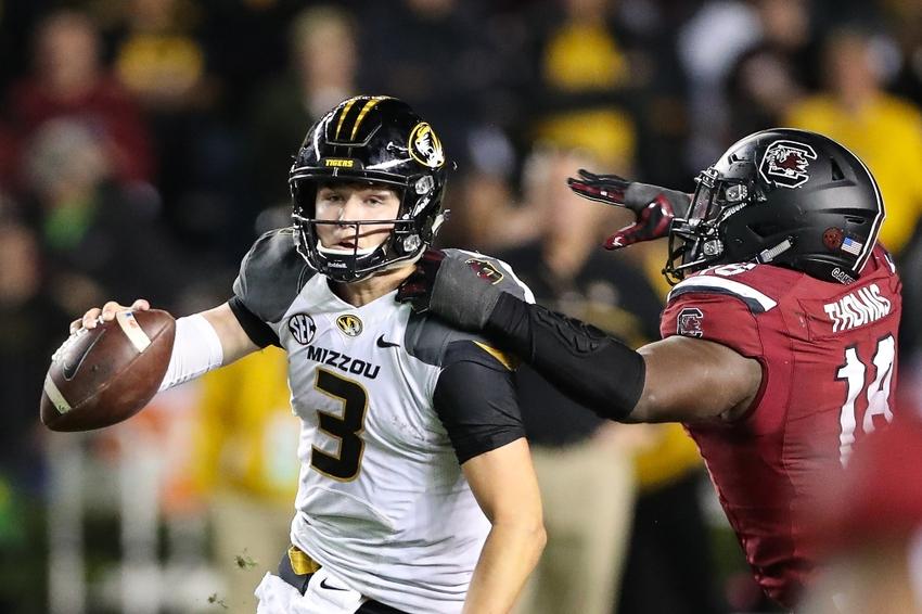 SEC Week 2 Preview, Drew Lock Mizzou