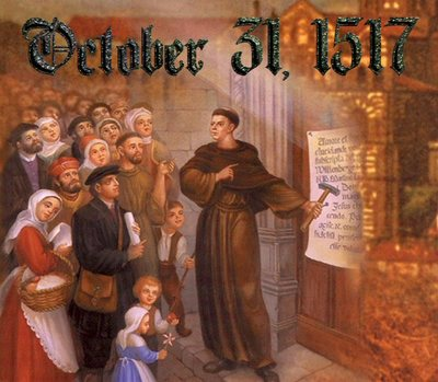 Reformed Theology Are You Celebrating the Reformation? - SBC Voices  Calvinism